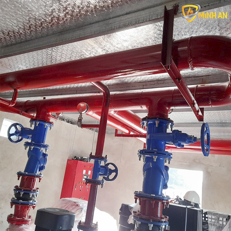 Công ty phòng cháy chữa cháy Minh An: Cung cấp giải pháp phòng cháy chữa cháy chuyên nghiệp, hiệu quả