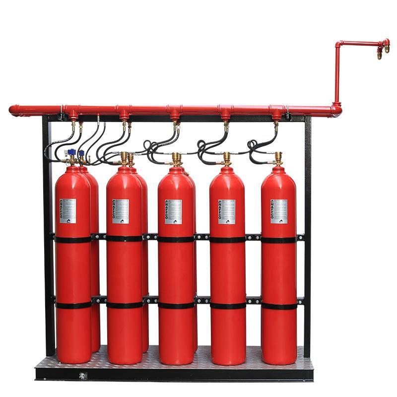 Bình Chữa Cháy CO2 45kg